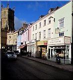 SP0202 : Cirencester Antiques Centre, Cirencester by Jaggery