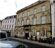 SP0202 : Corn Hall, Market Place, Cirencester by Jaggery