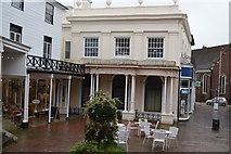 TQ5838 : The Bath House, The Pantiles by N Chadwick