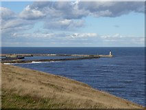 NZ4349 : Seaham Harbour by Oliver Dixon