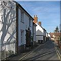 TL2433 : Baldock: Park Street by John Sutton
