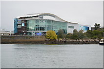 SX4854 : National Marine Aquarium, Plymouth by N Chadwick