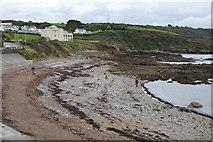 SX4853 : Beach, Mount Batten by N Chadwick