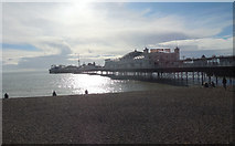 TQ3103 : Brighton Pier by Paul Gillett