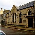 ST8893 : Former Wesleyan Mission Hall, Tetbury by Jaggery