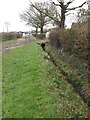 TQ8092 : Ditch & Lubards Lodge Perimeter Bridleway by Adrian Cable