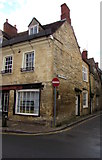 SP0202 : Corner of Coxwell Street and Dollar Street, Cirencester by Jaggery