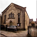 SP0202 : Victorian Baptist Church, Cirencester by Jaggery
