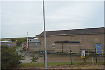TR1332 : Building, Hythe Ranges by N Chadwick