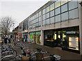 TL4558 : Burleigh Street by Hugh Venables
