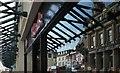 SX9163 : Reflection, Fleet Street, Torquay by Derek Harper