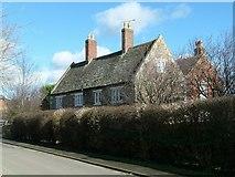 SK8707 : 7 Church Road, Egleton by Alan Murray-Rust