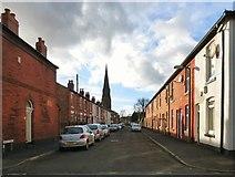 SJ8889 : Derby Street, Edgeley by Gerald England