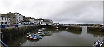 SW8132 : Old harbour at Falmouth by Rob Purvis
