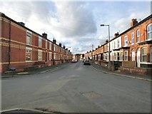 SJ8889 : Aberdeen Crescent, Edgeley by Gerald England