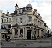 SP0202 : HSBC Cirencester by Jaggery