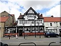 NZ2030 : Victorian pub on Fore Bondgate, Bishop Auckland by Robert Graham