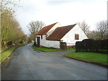 TA0579 : Farm buildings, Folkton by JThomas