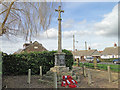 TL6294 : Southery War Memorial by Adrian S Pye