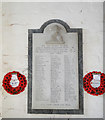 TF5520 : Terrington St Clement's World War One Memorial by Adrian S Pye