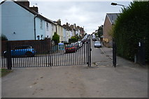 TQ5940 : Exit from Grosvenor Park by N Chadwick