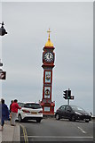 SY6879 : The Jubilee Clock Tower by N Chadwick
