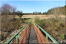 NX5987 : Path to Polmaddy Settlement by Billy McCrorie