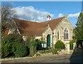 SK9508 : Empingham Methodist Church by Alan Murray-Rust