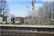 SJ8794 : Levenshulme Station by N Chadwick