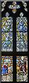 SK8261 : Chancel window, St John the Baptist church, Collingham by Julian P Guffogg