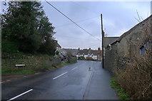 ST5464 : Regil Lane entering Winford by Tim Heaton