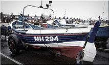 NZ6124 : Fishermen's Square, Redcar by Mick Garratt