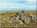 NS6406 : Blackcraig Hill (summit cairn) by Raibeart MacAoidh