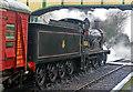 SU6232 : Mid Hants Railway - historic locomotive at Ropley by Chris Allen