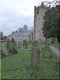 SX7087 : The Parish Church of St Michael the Archangel Chagford by Rod Allday