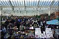 NZ3669 : Tynemouth Sunday Market by Stephen McKay