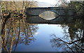 SK2475 : The 'New Bridge' over the River Derwent by Dave Pickersgill