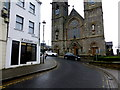 H4472 : P. Cleary, Georges Street, Omagh by Kenneth  Allen