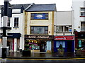 H4572 : Kelly Chemist / Snips, Market Street, Omagh by Kenneth  Allen