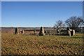 NJ7428 : Loanhead of Daviot Recumbent Stone Circle (1) by Anne Burgess