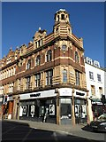 SO8455 : Late Victorian building, Foregate Street by Philip Halling