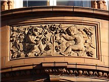 SO8455 : Detail of Hop Market building by Philip Halling