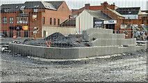 J3674 : The CS Lewis Square, Belfast - February 2016(1) by Albert Bridge
