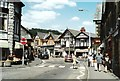 SD4198 : Windermere town centre by Douglas Nelson