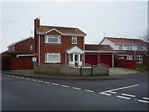 TA1181 : Houses on Willow Close, Filey by JThomas