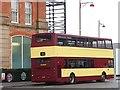 SK3635 : Beer festival shuttle bus by Stephen Craven