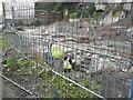 TR3141 : Archaeological dig at 149-156, Snargate Street by John Baker