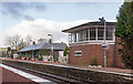 NN2281 : Spean Bridge station - February 2016 (3) by The Carlisle Kid