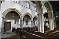 SK7755 : Nave arcades, St Wilfred's church, Kelham by J.Hannan-Briggs