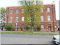 TQ1887 : North Wembley Telephone Exchange (1) by David Hillas